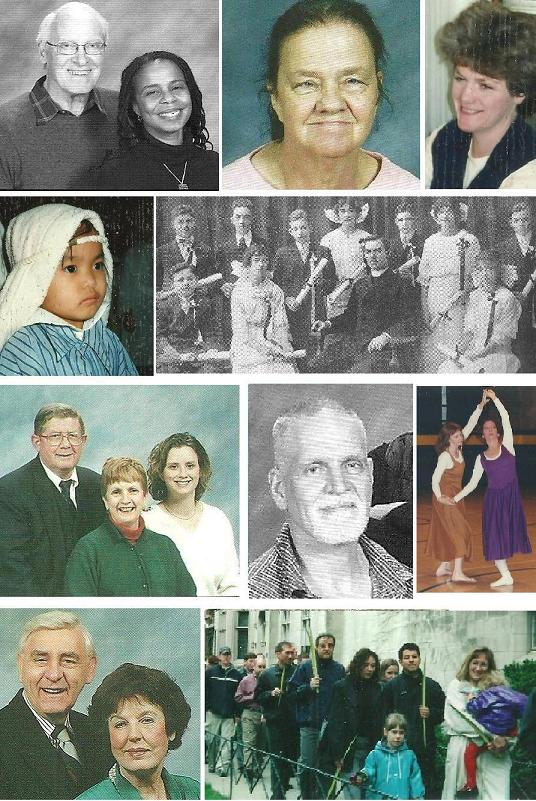 A history of St. Gertrude:  One hundred years in the life of a faith family