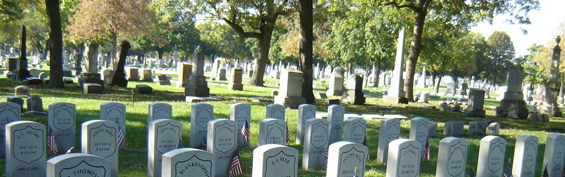 The secret life of cemeteries