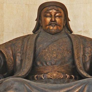 "Book review:  ""Genghis Khan and the Making of the Modern World"" by Jack Weatherford"