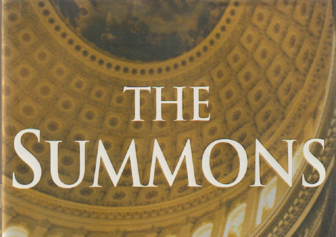 "Book review: ""The Summons"" by John Grisham"
