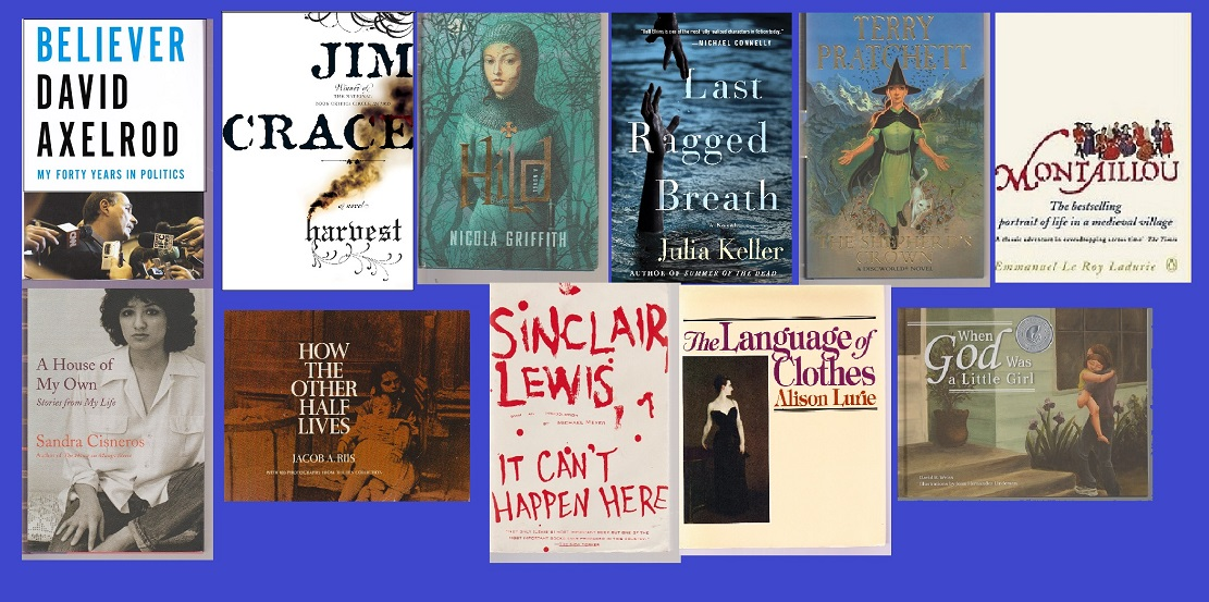 My Top Eleven Books of 2015
