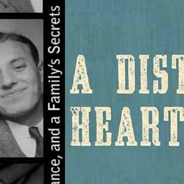 "Book review: ""A Distant Heartbeat: A War, a Disappearance, and a Family's Secrets"" by Eunice Lipton"