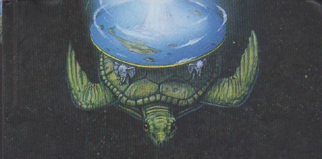 """Book review: """"The Discworld Graphic Novels: The Colour of Magic & The Light Fantastic"""" by Terry Pratchett"""