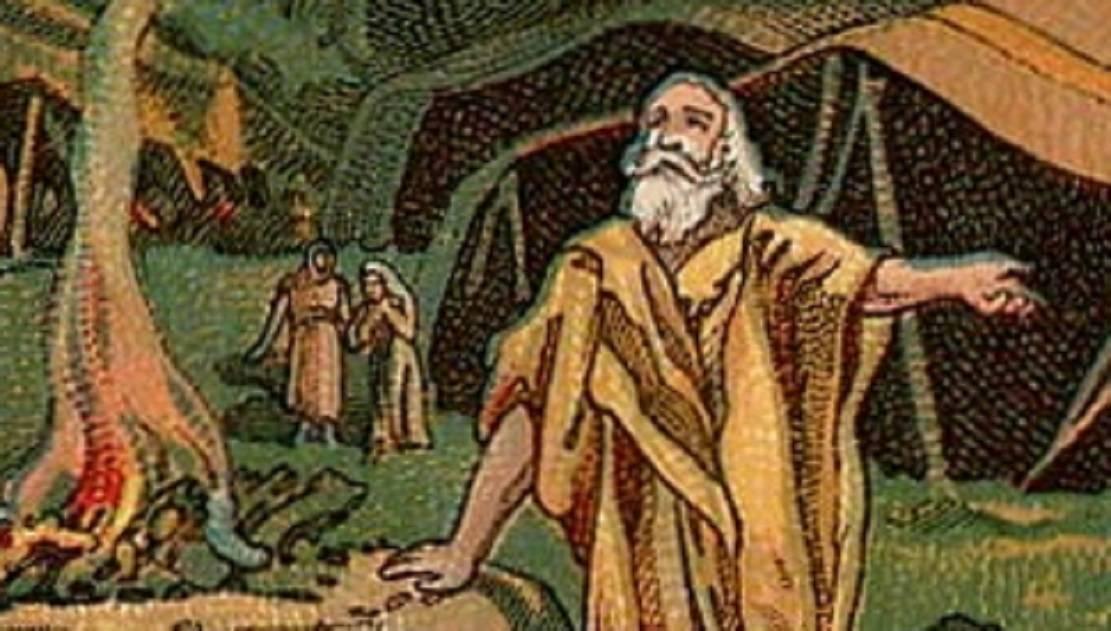 Meditation:  Haggling with God
