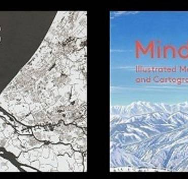 "Book review:  Two books about maps — ""Cartographic Grounds,"" edited by Jill Desimini and Charles Waldheim, and ""Mind the Map,"" edited by Antonis Antoniou, Robert Klanten and Sven Ehmann"