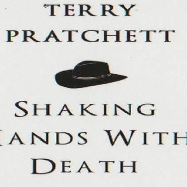 "Book review: ""Shaking Hands with Death"" by Terry Pratchett"