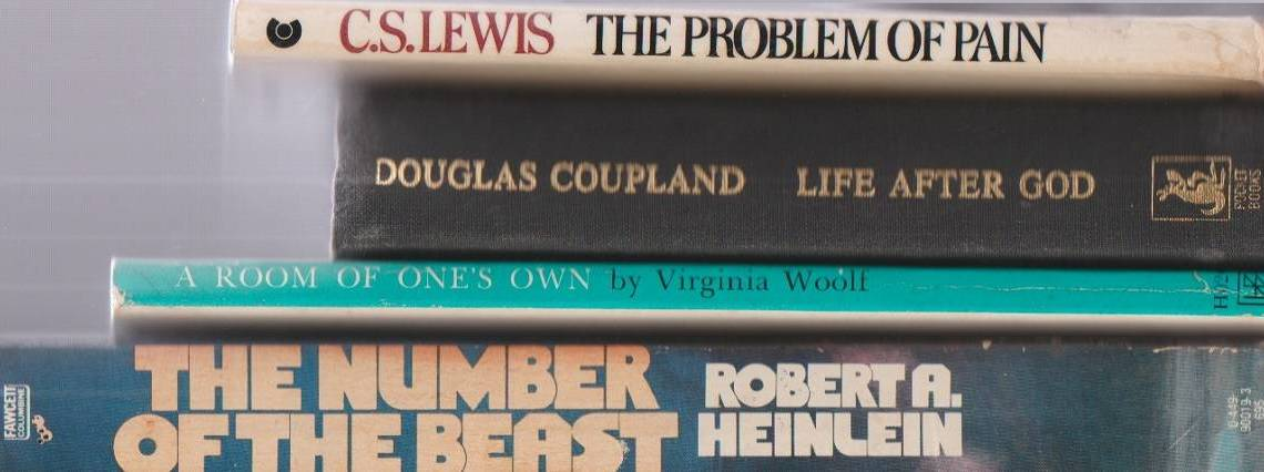 Essay:  The serendipity of a used bookstore