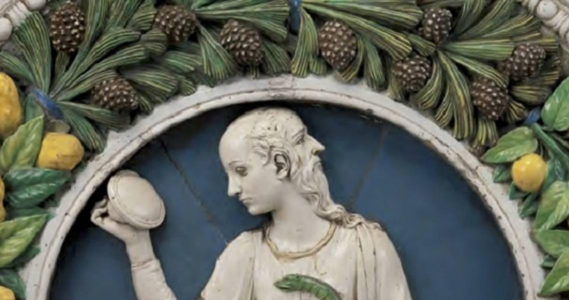 "Book review: ""Della Robbia: Sculpting with Color in Renaissance Florence"" by Marietta Cambareri"