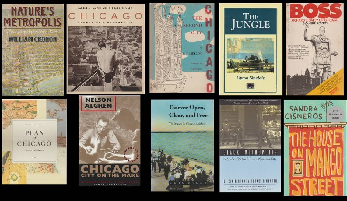 The ten best books about Chicago: a list