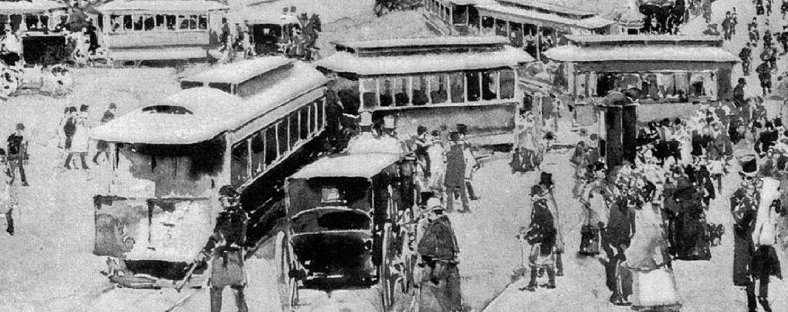 Essay:  Chicago's deadly streets in the late 19th and early 20th century
