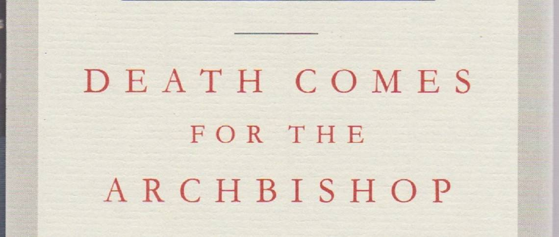 """Book review: """"Death Comes for the Archbishop"""" by Willa Cather"""