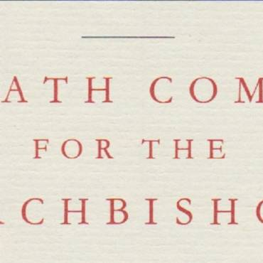 "Book review: ""Death Comes for the Archbishop"" by Willa Cather"