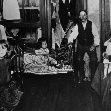 """Book Review:  Poverty books — 1890 — """"How the Other Half Lives"""" by Jacob Riis"""