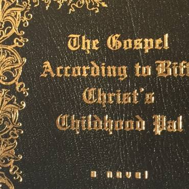 """Book review: """"Lamb: The Gospel According to Biff, Christ's Childhood Pal"""" by Christopher Moore"""