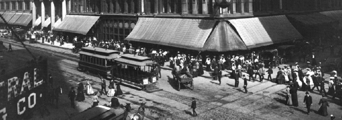 "Chicago history: Turn-of-the-century Chicago in Willa Cather's ""Lucy Gayheart"""