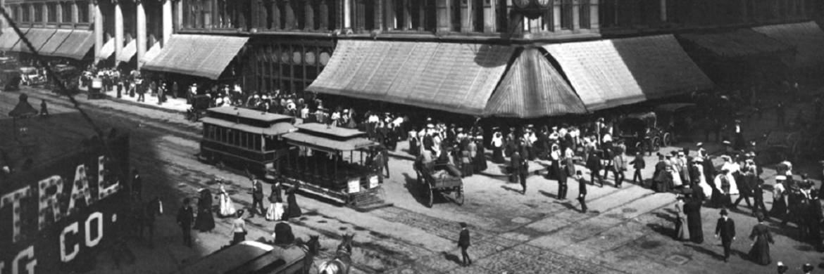 """Chicago history: Turn-of-the-century Chicago in Willa Cather's """"Lucy Gayheart"""""""