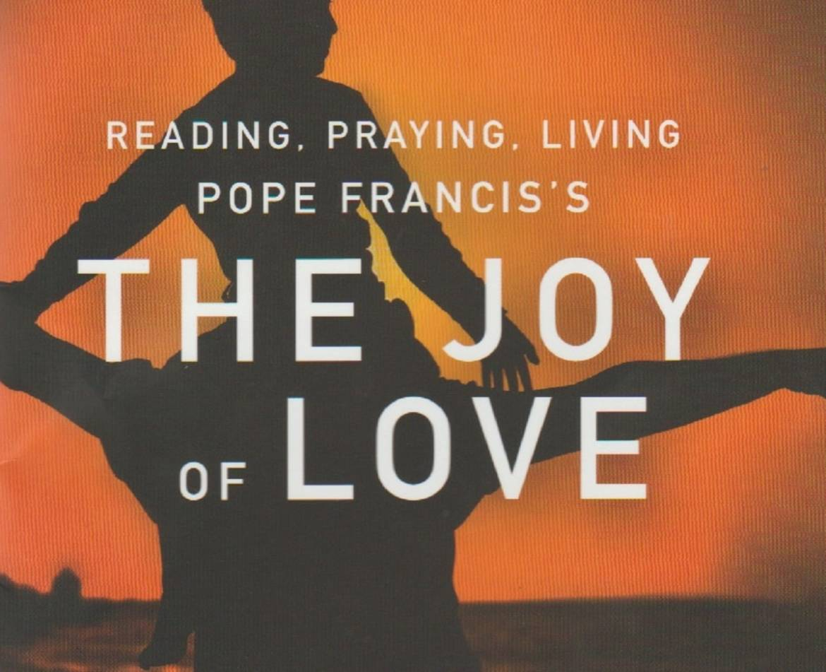 "Book review: ""Reading, Praying, Living Pope Francis's 'The Joy of Love': A Faith Formation Guide"" by Julie Hanlon Rubio"