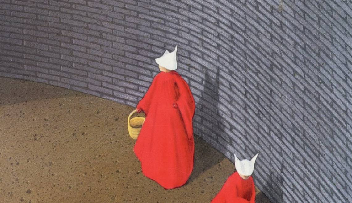 """Book review: """"The Handmaid's Tale"""" by Margaret Atwood"""
