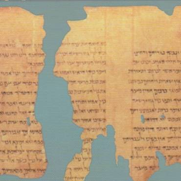 """Book review: """"The """"Dead Sea Scrolls"""": A Biography"""" by John J. Collins"""