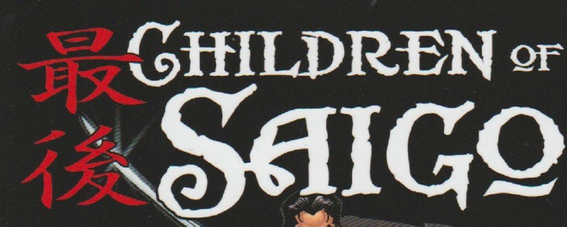 "Book review: ""Children of Saigo"" by Glenn Jeffers"