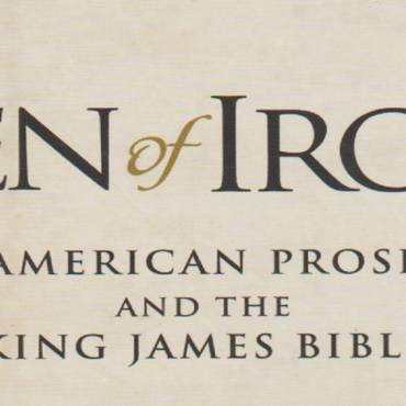 "Book review: ""Pen of Iron: American Prose and the King James Bible"" by Robert Alter"