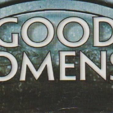 "Absurdist/Fantasy novels — 1 — Book review: ""Good Omens"" by Neil Gaiman and Terry Pratchett"