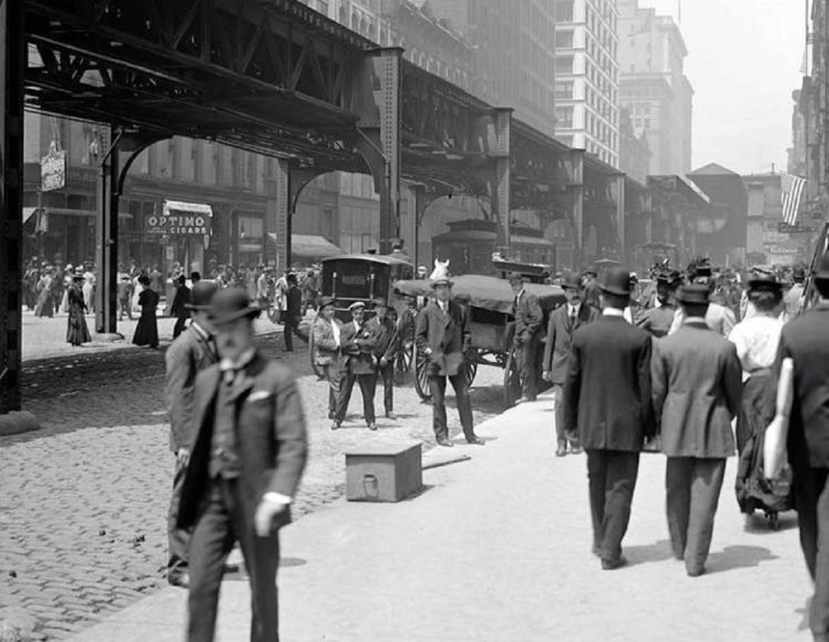 Chicago History: The elevated Loop, a landmark in everything but name