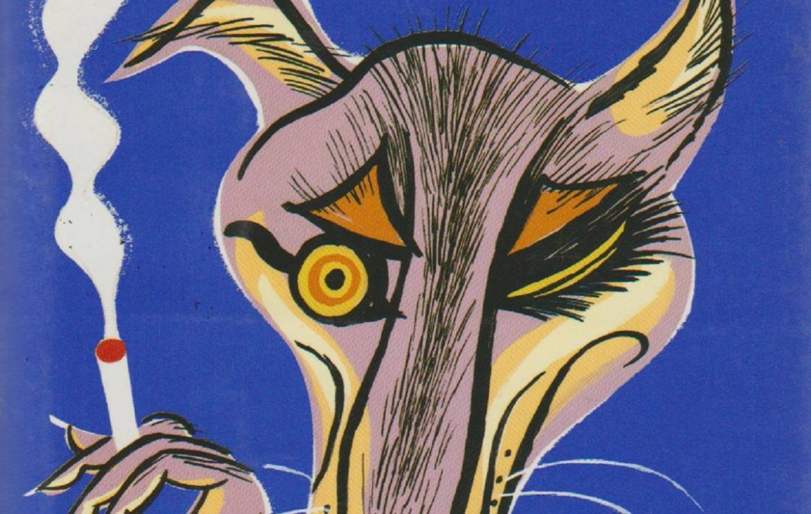 """Absurdist/Fantasy novels — 3 — Book review: """"Coyote Blue"""" by Christopher Moore"""