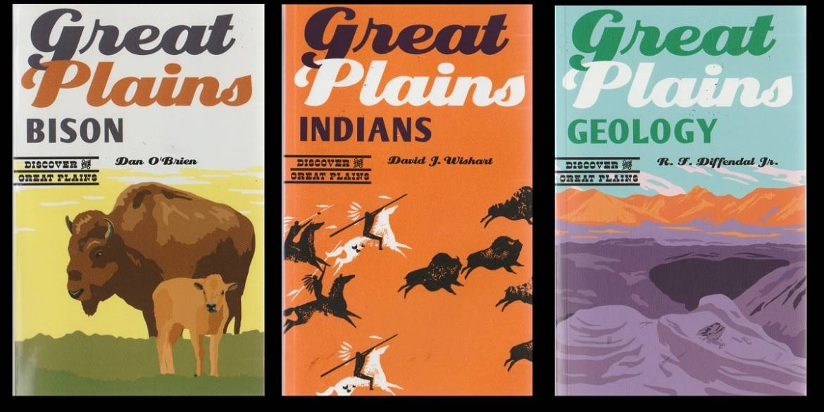 """Book review: Three books from the University of Nebraska's Discovering the Great Plains series — """"Great Plains Bison,"""" """"Great Plains Indians"""" and """"Great Plains Geology"""""""