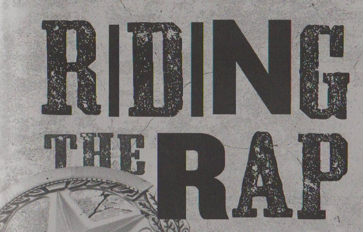"""Book review: """"Riding the Rap"""" by Elmore Leonard"""