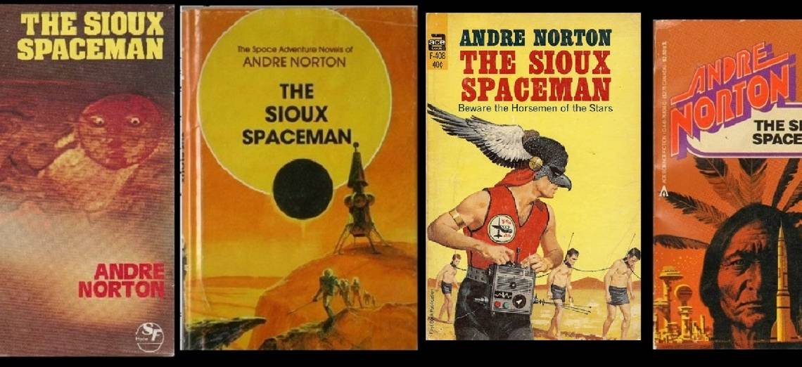 """Book review: """"The Sioux Spaceman"""" by Andre Norton"""