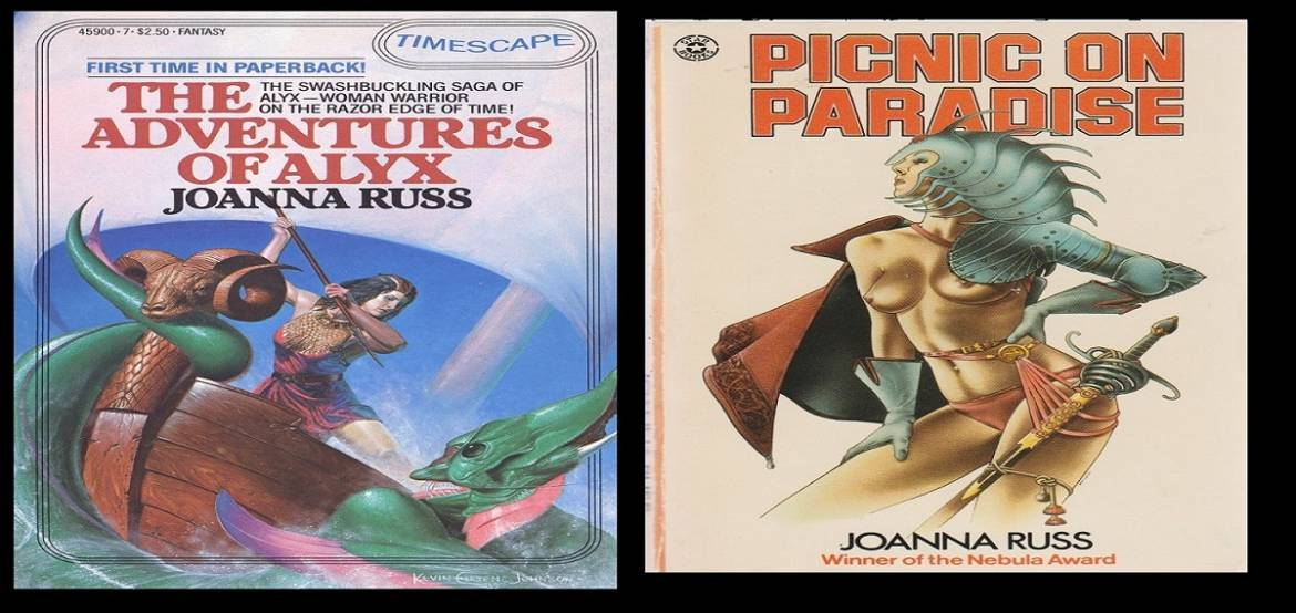 """Book review: """"The Adventures of Alyx"""" and """"Picnic in Paradise"""" by Joanna Russ"""