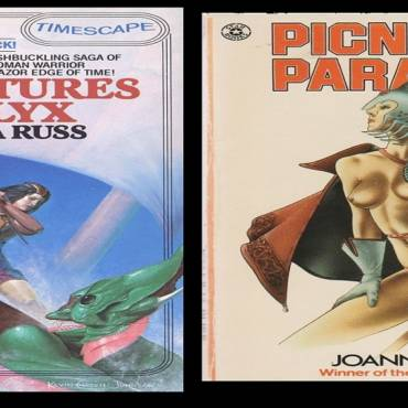 "Book review: ""The Adventures of Alyx"" and ""Picnic in Paradise"" by Joanna Russ"