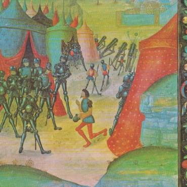 "Book review: ""The Hundred Years War: The English in France, 1337-1453"" by Desmond Seward"