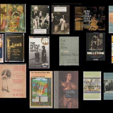 The best groups of books of 2017