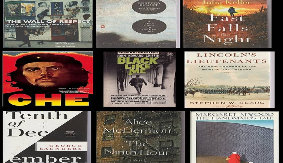 The nine best books of 2017