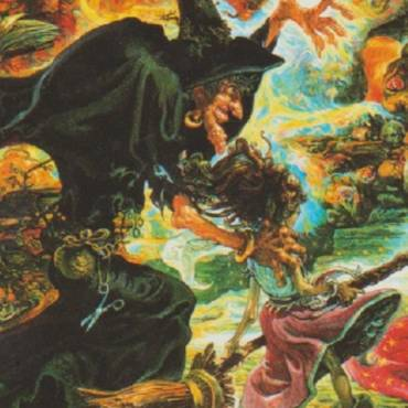 """Book review: """"Equal Rites"""" by Terry Pratchett"""