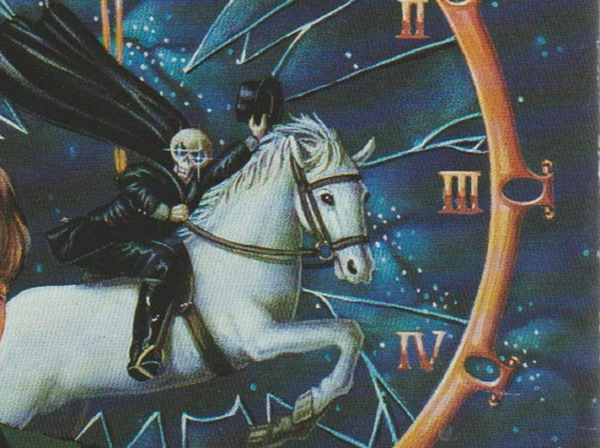 """Book review: """"Mort"""" by Terry Pratchett"""