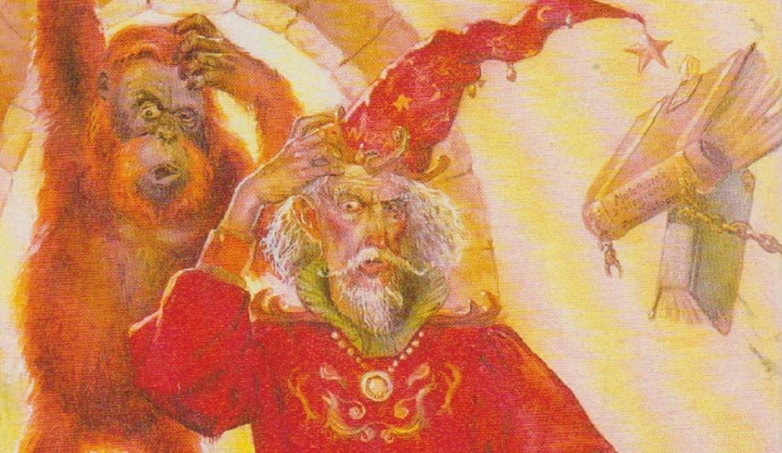 """Book review: """"Sourcery"""" by Terry Pratchett"""