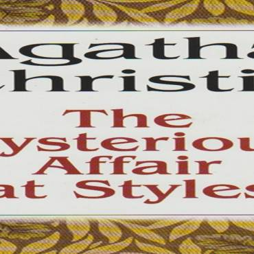 "Book review: ""The Mysterious Affair at Styles"" by Agatha Christie"