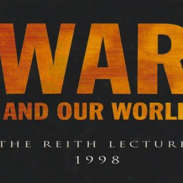 "Book review: ""War and Our World: The Reith Lectures 1998"" by John Keegan"
