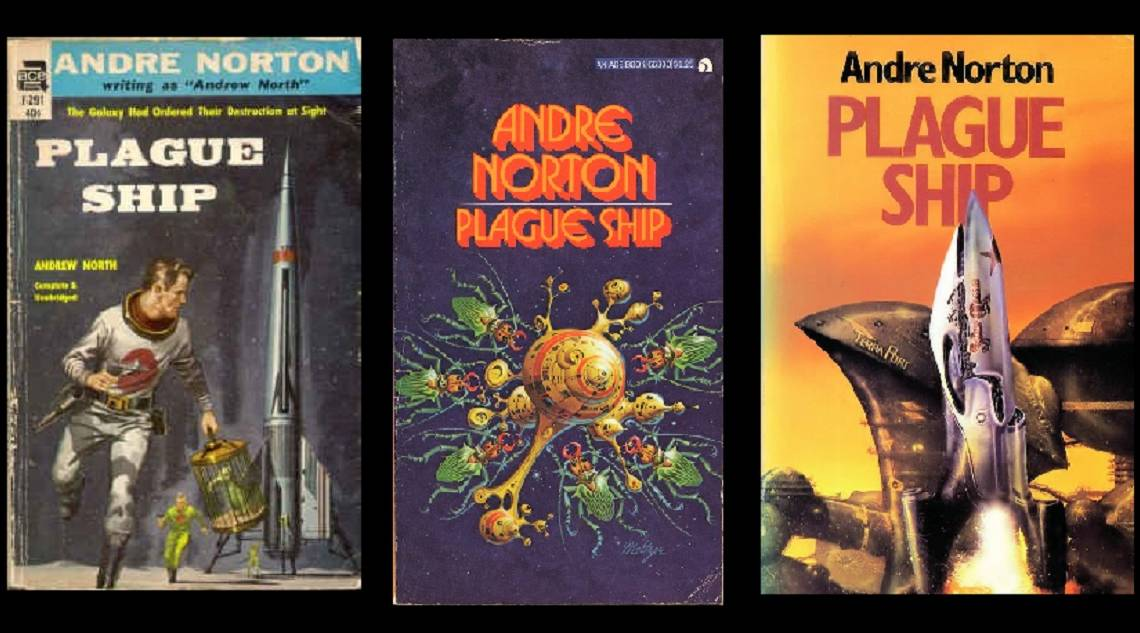 """Book review: """"Plague Ship"""" by Andre Norton"""