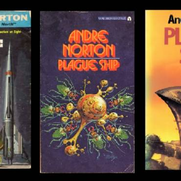 "Book review: ""Plague Ship"" by Andre Norton"