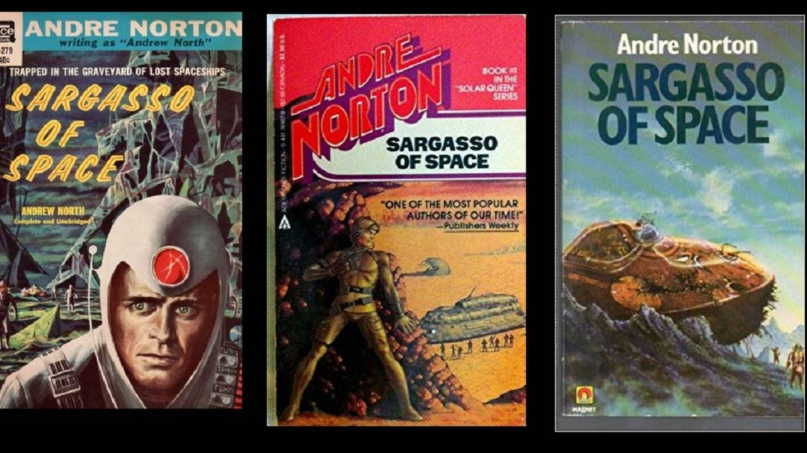 """Book review: """"Sargasso of Space"""" by Andre Norton"""
