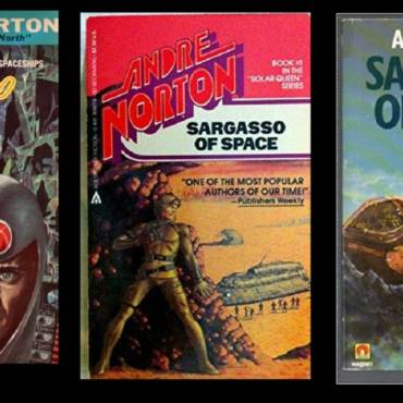 "Book review: ""Sargasso of Space"" by Andre Norton"
