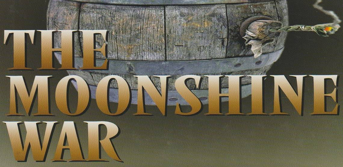 """Book review: """"The Moonshine War"""" by Elmore Leonard"""