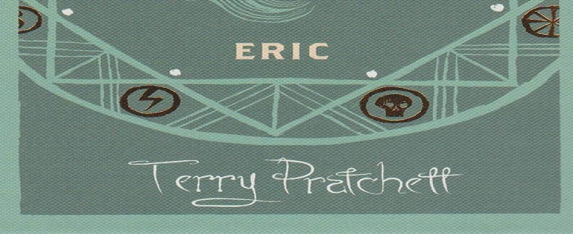"""Book review: """"Eric"""" by Terry Pratchett"""