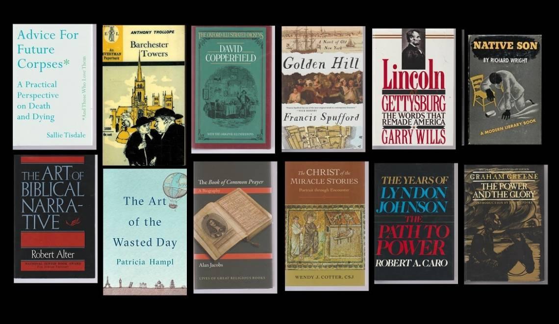 Essay: The twelve best books of 2018