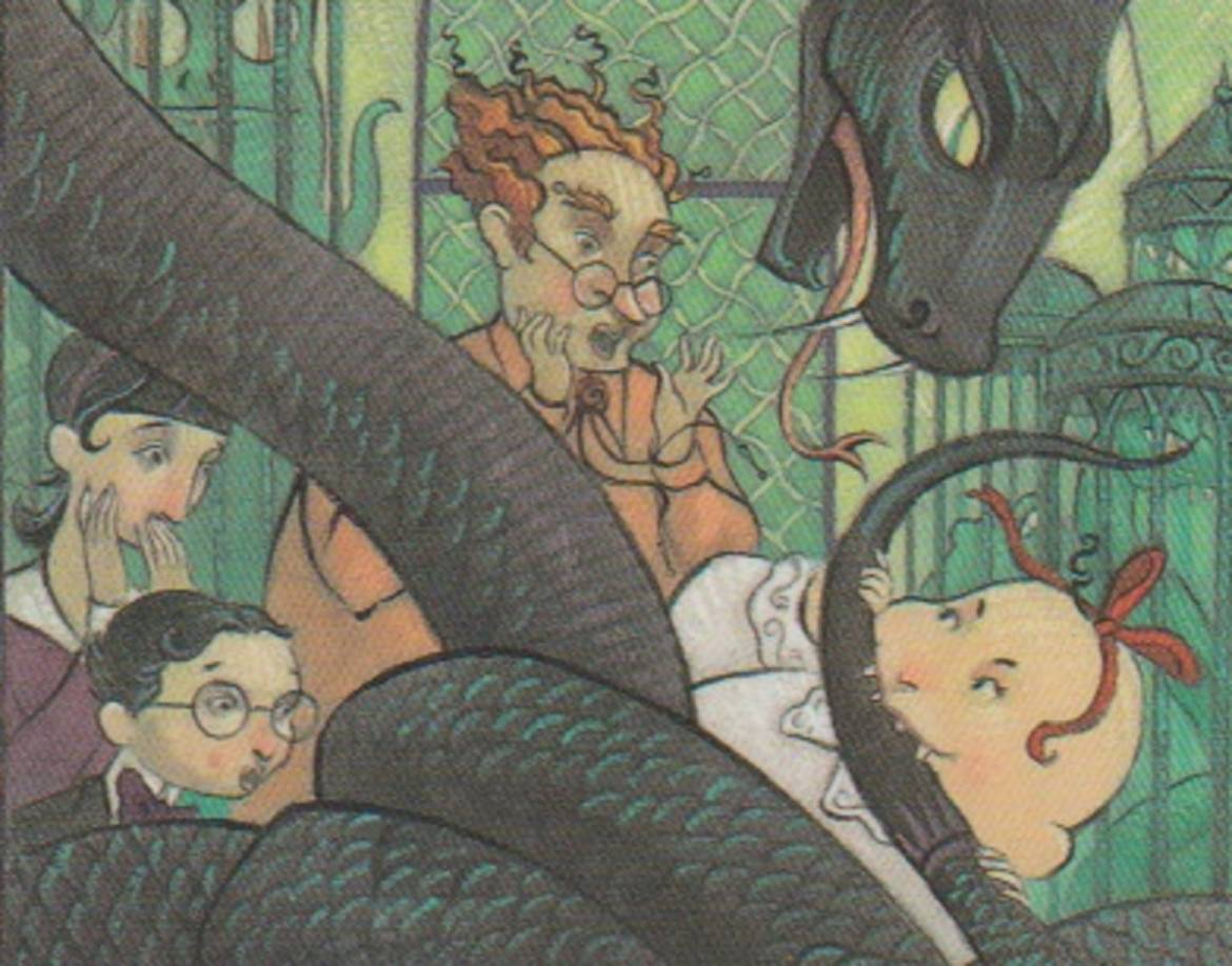 """Book review: """"The Reptile Room: A Series of Unfortunate Events"""" by Lemony Snicket"""