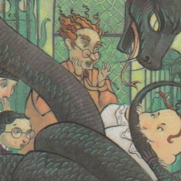 "Book review: ""The Reptile Room: A Series of Unfortunate Events"" by Lemony Snicket"